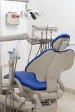 2牙齿的椅子 免版税库存照片