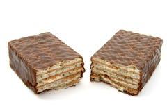 2甜点 免版税库存照片