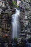 2白云岩瀑布 库存照片