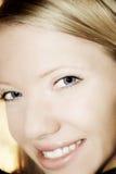 2白肤金发的妇女 免版税库存照片