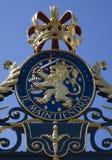 2皇家的门 免版税库存图片