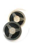 2磁带 免版税库存照片