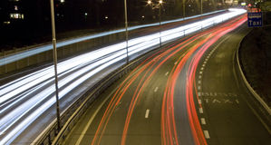 2种形成高速公路s 库存照片