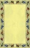 2纸葡萄酒 免版税库存图片