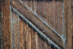 2纹理木头 免版税库存照片