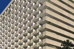 2编译的现代多楼层 免版税图库摄影