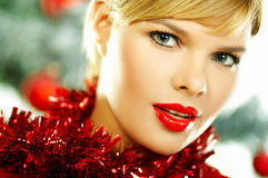 2美好的圣诞节 库存图片