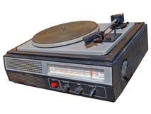 2老球员收音机 库存照片