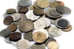 2老货币 免版税库存照片