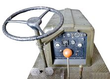 2老通信工具战争世界 免版税库存图片