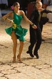 2舞蹈 库存照片