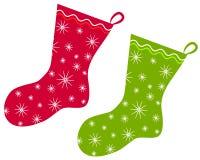2艺术圣诞节夹子储存 免版税库存图片