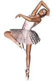 2芭蕾 图库摄影