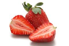 2草莓 库存图片