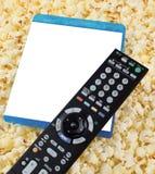 2蓝色盖子光芒 免版税图库摄影