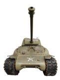 2谢尔曼坦克 免版税库存照片