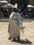 2跳舞的印地安人 免版税库存照片