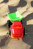2辆卡车玩具 免版税库存图片