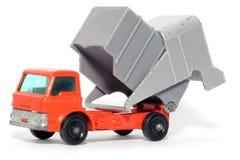 2辆汽车老废物玩具 免版税库存图片