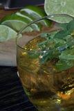 2造币厂的兰姆酒 免版税库存图片
