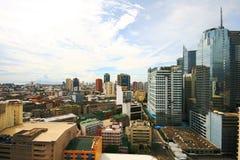 2都市风景 免版税库存图片