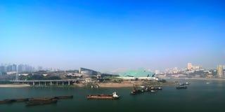 2重庆端口 库存图片