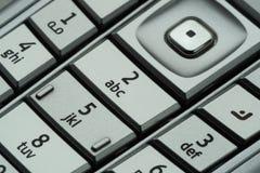 2键盘 免版税库存图片