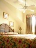 2间卧室旅馆 免版税库存照片