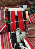 2阿拉伯人织布机 库存照片