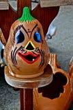 2陶瓷万圣节 免版税图库摄影