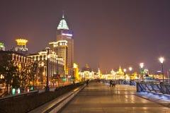 2障壁上海 免版税图库摄影