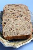 2面包葡萄干 图库摄影