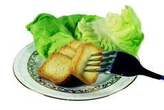 2饮食 免版税库存照片