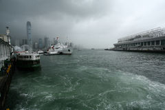 2香港 库存照片