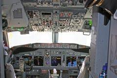 2驾驶舱 免版税库存图片