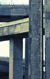 2高速公路蒙特利尔 库存图片