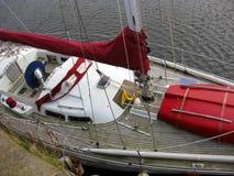 2 łódź Obrazy Royalty Free
