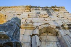 2 łękowatej ruiny tryumfują volubilis Zdjęcia Royalty Free