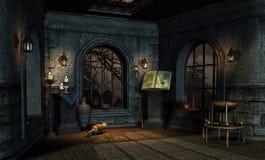 2 średniowieczny Zdjęcia Royalty Free