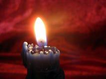 2 świąteczne lampki Fotografia Royalty Free