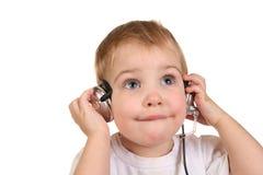 2 ακουστικά μωρών Στοκ φωτογραφίες με δικαίωμα ελεύθερης χρήσης