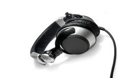 2 ακουστικά του DJ Στοκ Φωτογραφίες