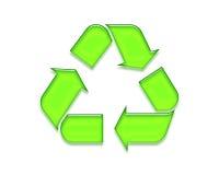 2 ανακυκλώνουν Στοκ φωτογραφία με δικαίωμα ελεύθερης χρήσης