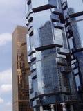 2 αρχιτεκτονική Χογκ Κογκ Στοκ Φωτογραφίες