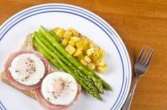 2 αυγά κυνήγησαν λαθραία σειρά Στοκ Εικόνα