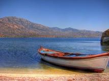 2 βάρκα Τουρκία Στοκ Φωτογραφία
