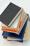 2 βιβλία κανένας σωρός Στοκ Εικόνα