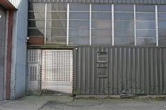 2 βιομηχανικά Στοκ εικόνες με δικαίωμα ελεύθερης χρήσης