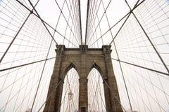 2 γέφυρα Μπρούκλιν Στοκ Εικόνα