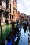 2 γόνδολα Βενετία Στοκ φωτογραφία με δικαίωμα ελεύθερης χρήσης